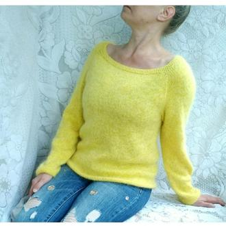 Воздушный свитерочек