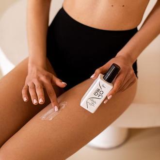 """Лосьон для тела """"Summer body"""" с маслом Ши, кокосовым маслом и витаминами Sapo"""