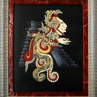 Кукулькан. Божество племен Майя