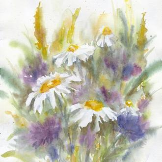 Польові квіти 2