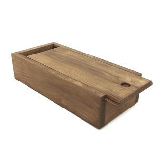 """Подарочная коробка """"Тренто 150х330х75"""" капучино"""