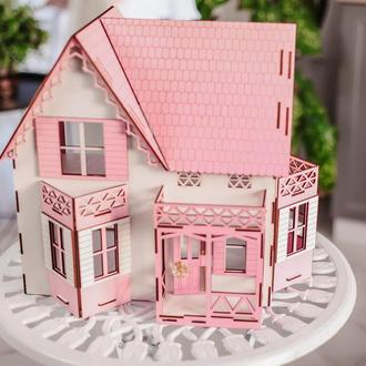 Ляльковий будинок з меблями