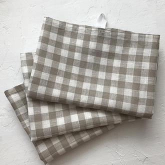 Полотенце из льна для кухни