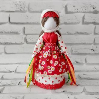 Кукла мотанка Желанница, оберег, для исполнения желаний