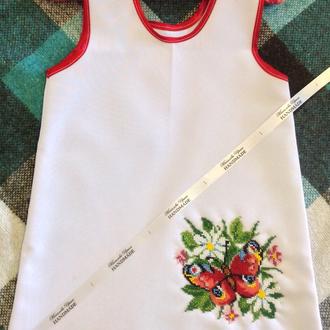 Детское платье №05