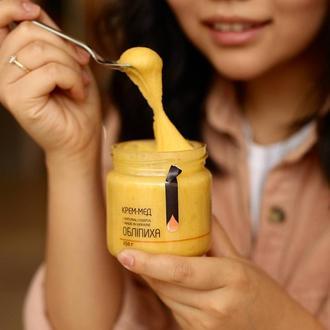 Крем-мёд «Облепиха»