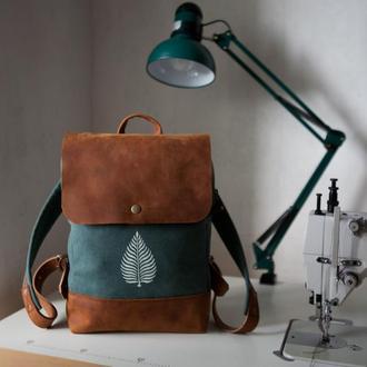 """Рюкзак от Escargo """"Snuggy mini"""" (сумка заплечная, ранец)"""