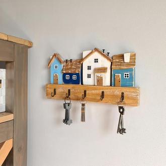"""Ключниця для дому """"Лайт"""" - Ключниця настінна"""