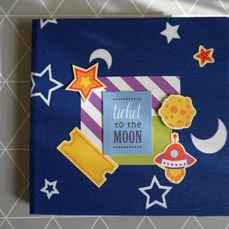 Альбом Ticket to the Moon