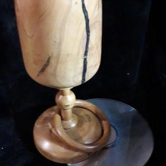 Декоративный бокал
