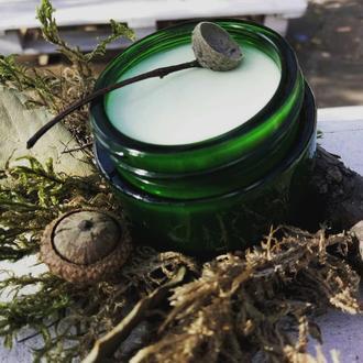 """Натуральный крем для лица """"Лаврик"""" с противовоспалительным, лечебным эффектом (№2)"""