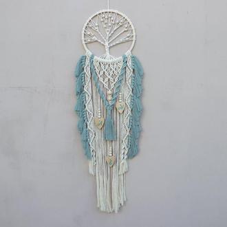 """Ловец снов """"дерево жизни"""" с инициалами"""