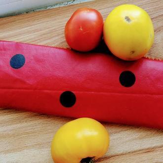 Многоразовые восковые салфетки обертки для продуктов