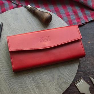 Женский кошелек (Красный) Buttero