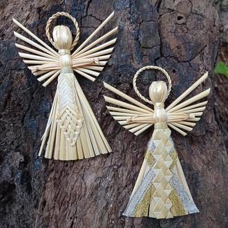 Хранитель Ангел Орнамент, Яркий Ангел Благословения, Блестящий Подарок - Ангел-Хранитель Подарок - Р