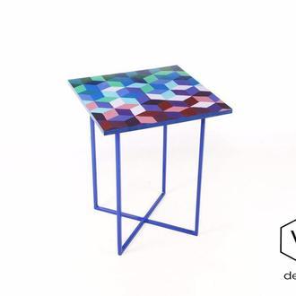Дизайнерский журнальный столик - VJ Puzzle Table