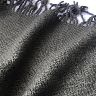 Тканий шарф для чоловіків і жінок візерунком ялинка
