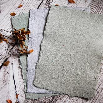 бумага ручного литья
