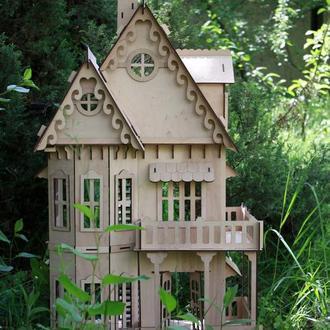 Кукольный домик 3D конструктор 1105