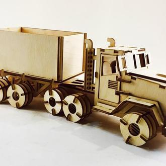 3D конструктор - Машинки в ассортименте