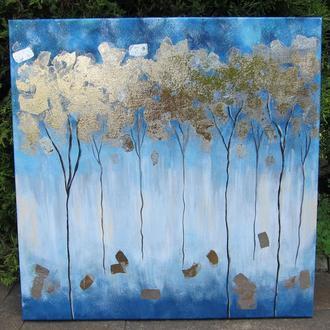 """Картина """"Золотий ліс"""""""