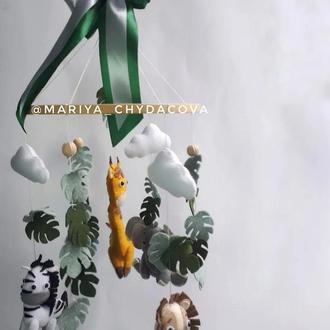 Мобіль милі тварини сафарі