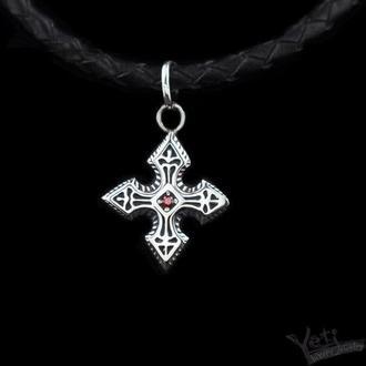 """Кулон зі срібла """"Кельтський хрест"""""""