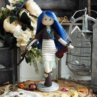 интерьерная  кукла Герда