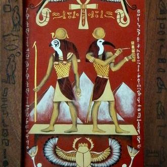 Тот и Гор. Египет
