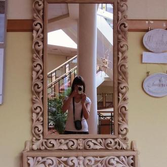 Рама для дзеркала, картини