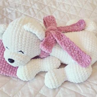 Плюшевая игрушка Спящий мишка