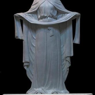 Гіпсова скульптура Богородиця Покрова