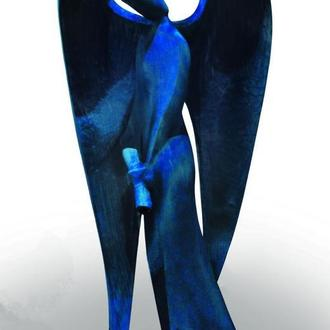 "Ангел дерев""яна скульптура"