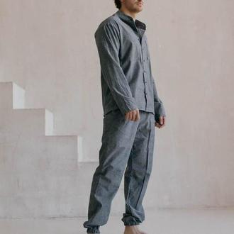 Пижама мужская Silver