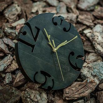 """Интерьерные деревянные часы """"Modern"""""""