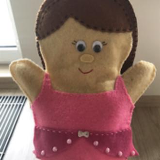 Перчаточная кукла