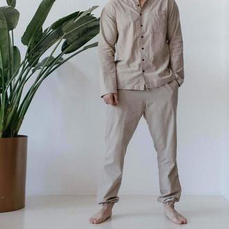 Пижама мужская Almond