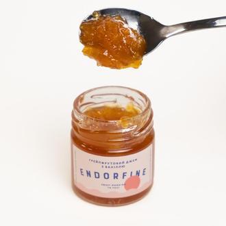 Грейпфрутовый джем с ванилью Endorfine 44г