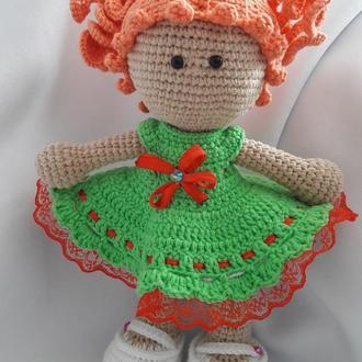 Куколка Рыжуля