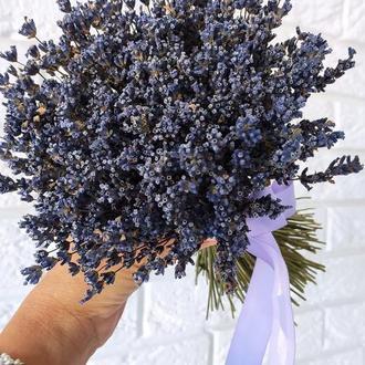 Букет лаванды (сухоцвет)