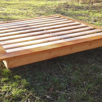 """Деревянная кровать подиум в японском стиле """"Татами"""""""
