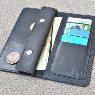 Удобный кошелек из натуральной кожи K03-0