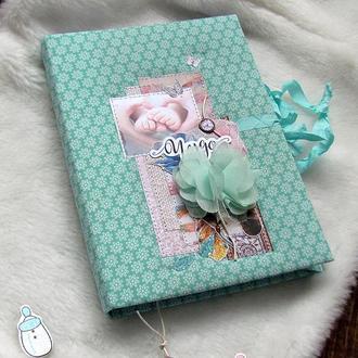 Дневник беременности. Купить блокнот дневник беременности. Купить подарок.