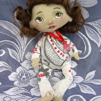 Кукла Малыш с соской