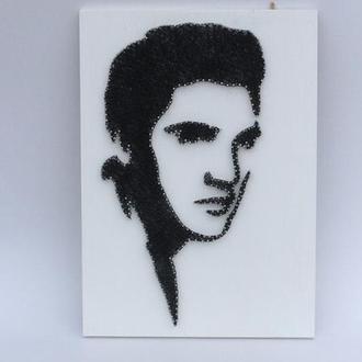 Стринг-арт Пресли