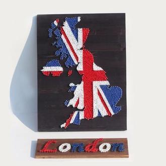 Стринг-арт Британия