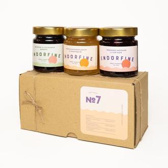 Подарочный набор Sweetbox № 7 3 банки 234 г Endorfine