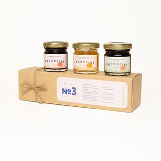 Подарочный набор Sweetbox №3 3 банки 40 мл Endorfine