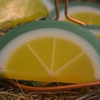 «Дикий Лимон» - заживляющее мыло из линейки натуральных косметических средств «Цитрусовые»