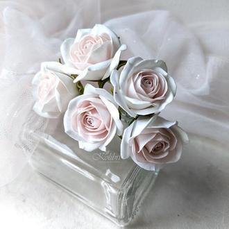 Шпильки для волос, свадебные украшения ручной работы